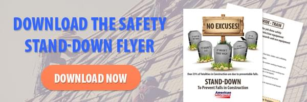 OSHA Articles | OSHA Safety Stand-Down - Fall Protection